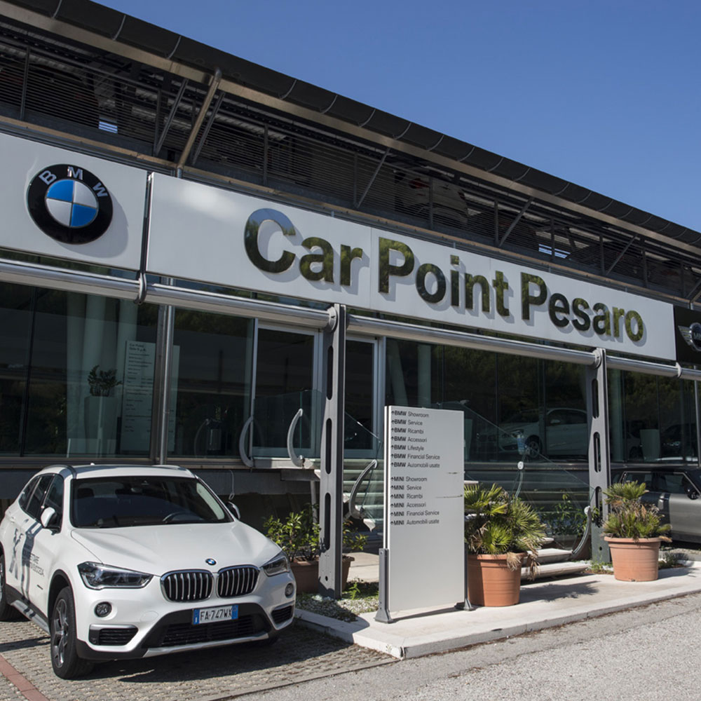 Car Point-Concessionaria BMW e Mini